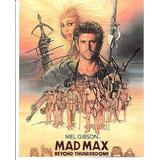 Mel Gibson Y Tina Turner Firmaron Fotografía De Color Mad Ma