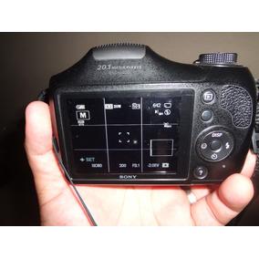 Camera Sony H200 Correia, Tampa, Catão 8giga, Pilhas Frete