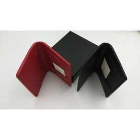 e81ca44572e Porta Cartões Louis Vuitton Supr Preto E Vermelho +caixa