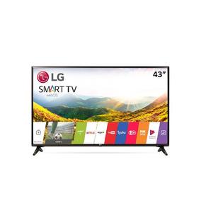Smart Tv Led 43 Lg 43lj5550, Full Hd, 2 Hdmi, Usb, Wi-fi