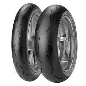 * Llanta Moto Pirelli Diablo Super Corsa 120/70-17 Sc1