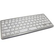 Teclado Bluetooth 4.0 Ultra Delgado Compatible Teclas Mac