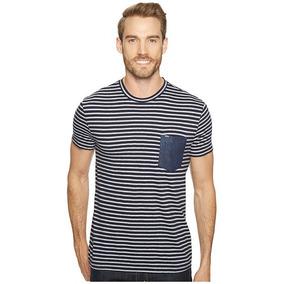Shirts And Bolsa Calvin Klein Jeans Stripe 3240083