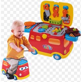 Carro Montable Con Accesorios 2 En 1 Juguete Niños Nuevos