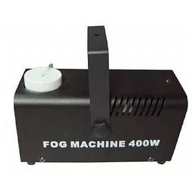Máquina De Fumaça 400w Controle Remoto Com Fio 110v