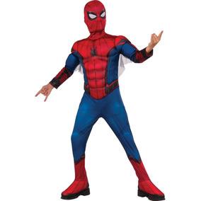 Disfraz Spiderman Homecoming Infantil Importados