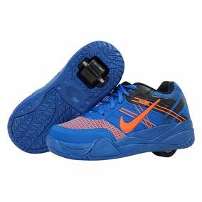 Tênis Infantil De Rodinhas Nike