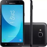 Celular Samsung J701mt J7 Neo Preto Android 7.0 Tela 5.5