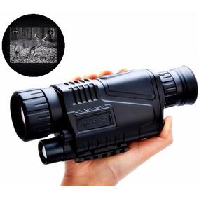 Monoculo Visao Noturna Infravermelho Digital 5x40 +2 Bateria