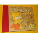 Cc Aprende A Dibujar A Los Simpsons Handbook Ingles