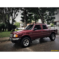 Ford Ranger Doble Cab. 4x4 - Automatico