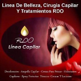Linea Capilar Brillo De Seda De Rio De Oro