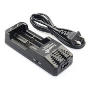Cargador De Pilas Baterias Trustfire 18650 220/usb