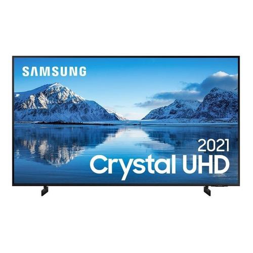 """Smart TV Samsung Crystal UN65AU8000GXZD LED 4K 65"""" 100V/240V"""