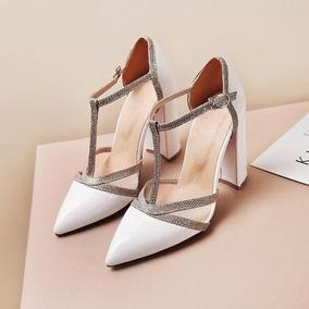 Sapato Feminino Morazora 00206 Importado Frete Grátis