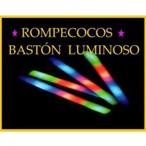 Baston Rompecocos Goma Espuma Multicolor Cotillón Led X30!!