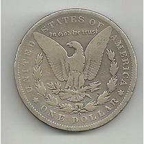 Usa 1 Dolar Morgan 1899 O Plata