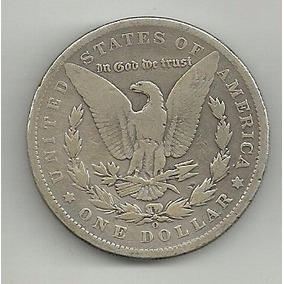 Usa 1 Dolar Morgan 1899 O Plata