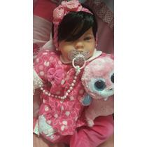 Bebe Reborn Alice Linda Real Baby ! Promoção