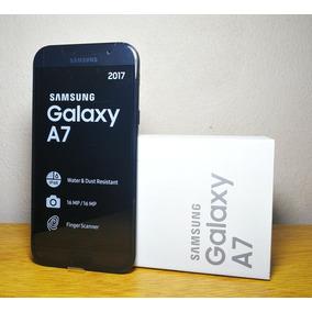 Samsung Galaxy A7 2017 Nuevo Libre