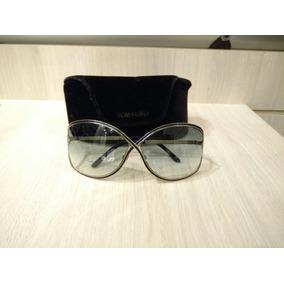 41e859fc00437 Tom Ford Margaux Dourado De Sol - Óculos no Mercado Livre Brasil