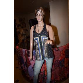 Maria Cher Musculosa Modelo Johnny Cash Promo