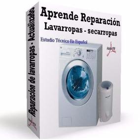 Aprende Reparacion De Lavadoras, Secadoras Y Microondas!