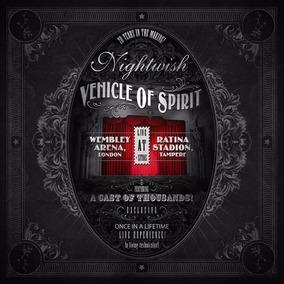 Nightwish - Vehicle Of Spirit - 3dvd