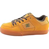 Tênis Dc Shoes Pure Se Men Round Toe Tamanho 44