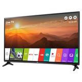 Smart Tv Led Lg 49 Lj5500 Full Hd Webos 3.5 Ips Hdmi Netflix