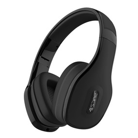 Fone De Ouvido Over Ear Stereo Áudio Preto