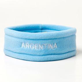 Vincha De Polar Selección Argentina