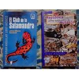 Club Salamandra Y Rep. Mutante.2pack. Jaime Alfonso Sandoval