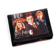 Carteira Infantil Harry Potter