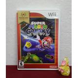 Super Mario Galaxy Nintendo Wii (caja Y Manual)