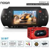 Consola Portatil Noga Ngx Pocky32 10000 Juegos
