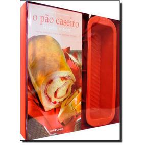 Livro - Caixa - Pão Caseiro Salgados E Doces, O: Receitas T