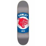 Shape Skate Flip Skateboards 8.25 Rowley Wildcat Original