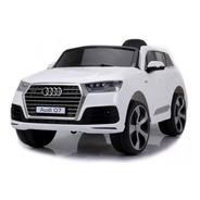Auto Camioneta Bateria Audi Q7 12v Control Mp3 Suspension