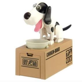Cofre Cofrinho Cão Cachorrinho Come Moedas.
