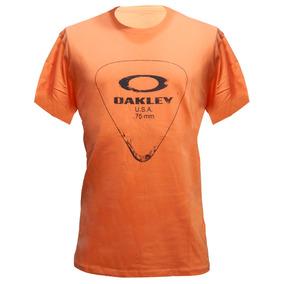 Camiseta Oakley Totem Icon Tee - Camisetas e Blusas no Mercado Livre ... 07c3ce1da1e