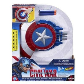 Escudo De Ataque Sorpresa Del Capitán América Marvel