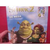 Shrek 2 - Juego De Mesa - Blockbuster - Monopoly Jr - Nuevo