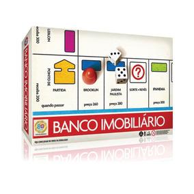 Banco Imobiliário 80 Anos
