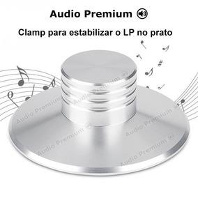 Clamp - Estabilizador - Discos De Vinil - Alumínio