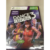 Dance Central 3 Kinect Xbox 360 Disco Físico Envío Gratis