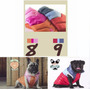 Chaleco Campera Inflable Perro Mascota Talle Chico Y Mediano