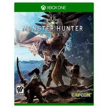 Monster Hunter World Xbox One Nuevo Caja Sellada Alclick