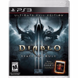 Diablo 3 Reaper Of Souls Ps3 Juego Digital En Manvicio!!!