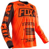 Camisa Fox Nomad Union Motocross Trilha Enduro